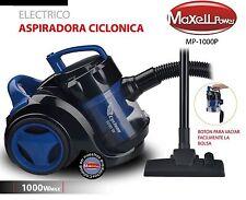 Aspirador ciclónico ASPIRADORA SIN BOLSA ciclonica FILTRO HEPA 1000W 160W SUCCIÓ