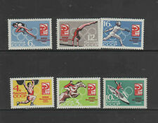 RUSSIA #2921-2926  1964 OLYMPIC GAMES TOKYO    MINT  VF NH  O.G   a