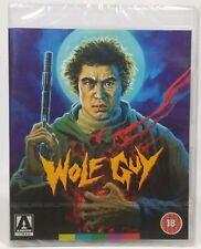 Wolf Guy 1975 (Arrow Video, 2017, Blu-ray/DVD, Special Edition) UK Imp REGION B