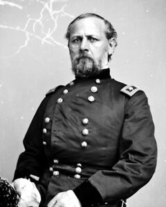New Civil War Photo: Union - Federal General Don Carlos Buell - 6 Sizes!
