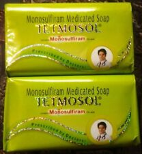 TETMOSOL MEDICATED SOAP PACK OF 2 X100 GMS BUY MORE SAVE MORE. FREE SHIPPING