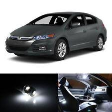9x White Interior LED Lights Package Kit Fits 2010-2014 Honda Insight