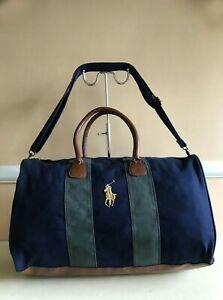 Vintage Polo Ralph Lauren Duffle Bag