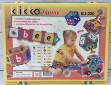 Klikko KJ-220 220 Piece 3D Buildingp Toys Manipulatives