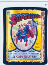 Topps Wacky Packages Series 4 Promo Card P1 Superham
