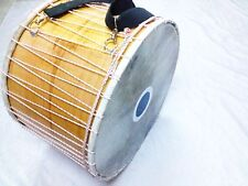 "22 "" TURKISH  PERCUSSION  DRUM DAVUL ANIMAL SKIN"