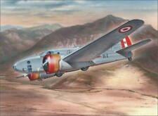 Bombardier Italien CAPRONI Ca.310, Armée de l'Air Pérou - KIT AZUR 1/72 n° 065