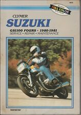 Suzuki Gs and Gsx1100 Fours, 1980-1981 by David Sales and Penton Staff (2000, Pa