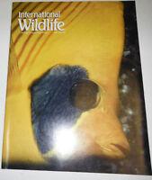 International Wildlife Magazine Butterflyfish & Bulbous-Nosed April 1993 071614R
