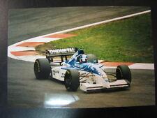 Photo Nokia Tyrrell Yamaha 023 1995 #3 Ukyo Katayama (JAP) GP Belgium