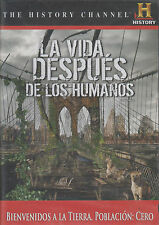 DVD - La Vida Despues De Los Humanos NEW Life After People FAST SHIPPING !