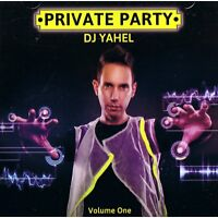 Private Party  DJ Yahel (Artist) - CD - New Israeli Popular Music  +++