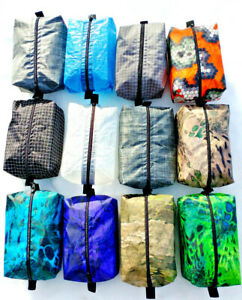 Wild Sky Gear DCF Ultralight cuben fibre XPac Dyneema packing cells 7fabrics 6g