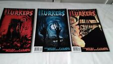 3 x THE LURKERS, MEEEDNIGHT PULP, Numbers 1, 2 and 3