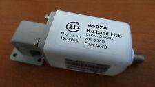 Norsat Ku-band LNB 500kHz, 4507A, NF 0.7 dB, Gain 64 dB