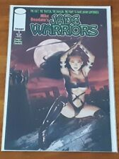 Jade Warriors #3 Fight to Save Japan Continues High Grade Comic Book RM7-124