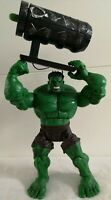 Super Poseable Leaping Incredible Hulk Action Figure 2003 Hulk Motion Picture