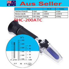 RHC-200ATC Clinical Protein Veterinary/Urine Refractometer w/ATC