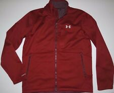 New Under Armour Mens UA Storm Softershell Full Zip Shell Jacket Large