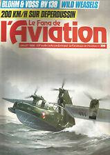 FANA DE L AVIATION N°200 33E ESCADRE / AVIONS RENIFLEURS / HAWKER / LOCKHEED 10