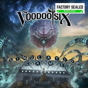 Voodoo Six - Simulation Game CD Digipak NEW