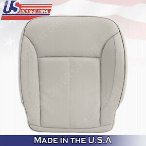 2007 to 2012 Mercedes Benz GL550 GL450 RIGHT FRONT Bottom Leather Ash Gray Perf.