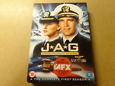 6-DISC DVD BOX / JAG: SEASON 1