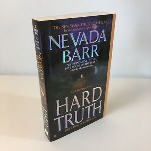 Hard Truth by Nevada Barr ***Free Shipping/Each Additional Paperback