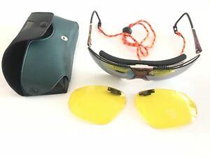 Vintage CUSTOM Sonnenbrille By.Metzler M.De Lotto Design Model: 669  Radsport