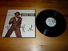 JERMAINE STEWART DONT EVER LEAVE ME 12 INCH EXTENDED SINGLE VINYL RECORD EX / NM