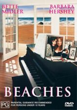 Beaches (Barbara Hershey Bette Midler) New DVD R4