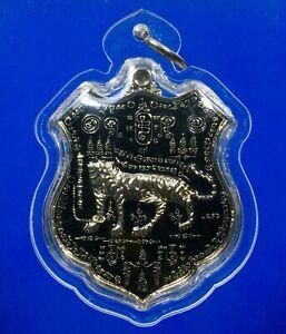 Thai Amulet Powerful Magic Rian LP PERN THAI BUDDHA AMULET Thai Amulet