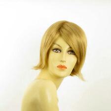 Perruque femme courte blond doré ROSY 24B