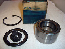 WHEEL BEARING Kit Front Escort Lynx NEW FORD NOS E3FZ-2C134-A MERCURY LINCOLN F7