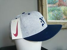 NIKE UNISEX Cap  Navy Gray,  New Size: S/M  1996 Collectable
