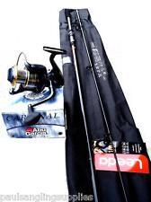 Abu 177SWi Reel & Leeda Mackerel Feather Float Rod Sea  Pier / Rock Fishing Rod