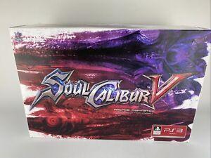 Mad Catz Soul Calibur V Soul Edition Tournament Arcade Fight Stick PS3 PS4 PS5