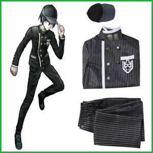 Danganronpa V3 Killing Harmony Saihara Shuichi Cosplay Costume Halloween Outfits