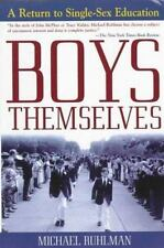 Boys Themselves: A Return to Single-Sex Education