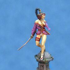 Kabuki Models 21st Century Pin Ups Big Sisters 54mm Shinomi