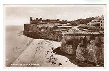 Kingsgate Castle - Thanet  Real Photo Postcard c1950s