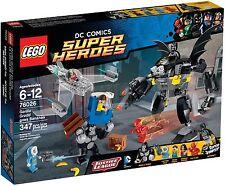 LEGO DC Super Heroes - 76026 Gorilla Grodds Wutanfall mit Batman - Neu & OVP