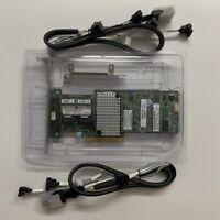 IBM M5110 8-Port RAID5 6Gbps PCI-e SATA 512M cache Controller RAID +2P 8087 SATA