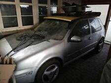 VW Golf 4 GTI V6 VR6 US-Model USA MK4 2WD Benzin Silber