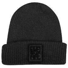 509 Locked In Black Flip Beanie Hat - Limited Edition - F09003000-000-001