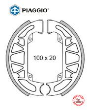 PIAGGIO NTT 50 50 2000>FDB680 REAR BRAKE SHOES PIAGGIO ORIGINAL 2691855