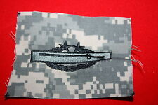 GENUINE US ARMY CAMO PAINTBALL COMBAT INFANTRY BADGE 3RD INSIGNIA CLOTH ACU