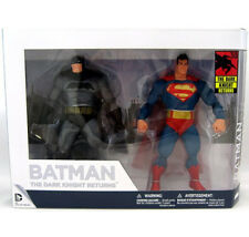 DC directdark Caballero regresa 30th annivesary Batman Superman Juguete Figura 2 Pack