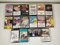 16 Swedish Music Mixed Cassette Tapes Lot Radberg, Stjarnartister, Vikingarna