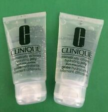 Lot 2*1.7 CLINIQUE Dramatically Different Hydrating Jelly ANTI-POLLUTION OilFree